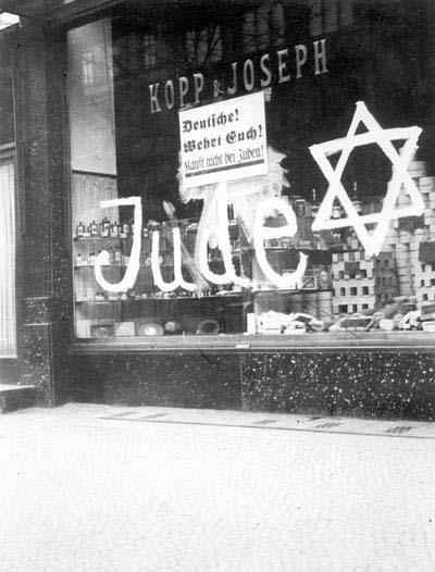 Вина христианства перед еврейским народом
