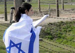 Мир помнит Холокост и не любит евреев