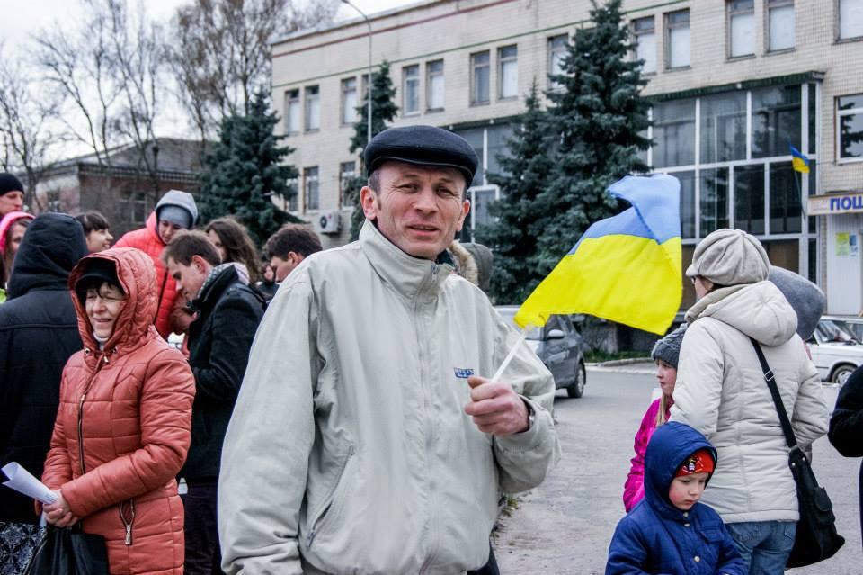 В Красилове продолжают молиться за Украину