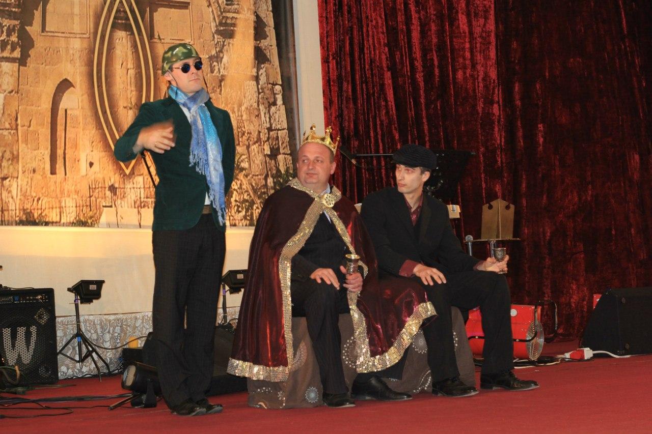 Община Бейт Симха провела концерт для малообеспеченных семей Хмельницкого