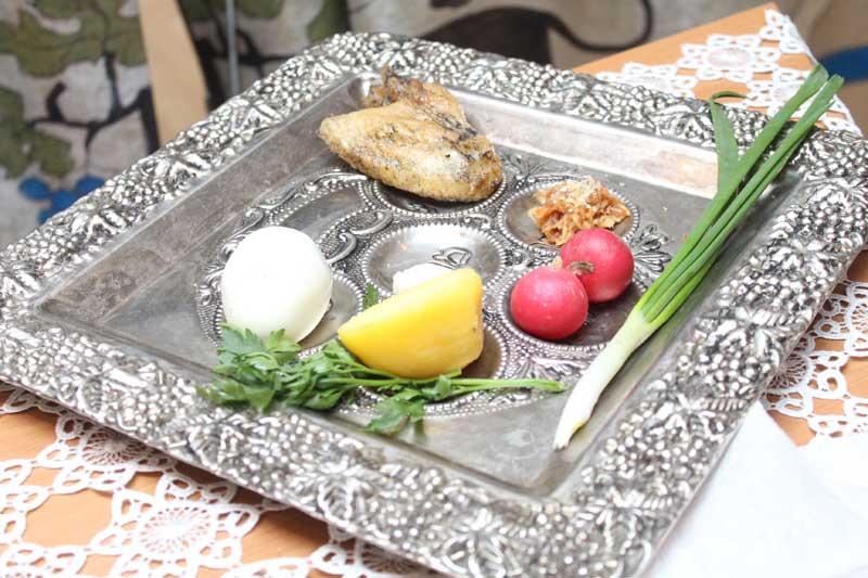Хмельницькі євреї почали святкувати Песах