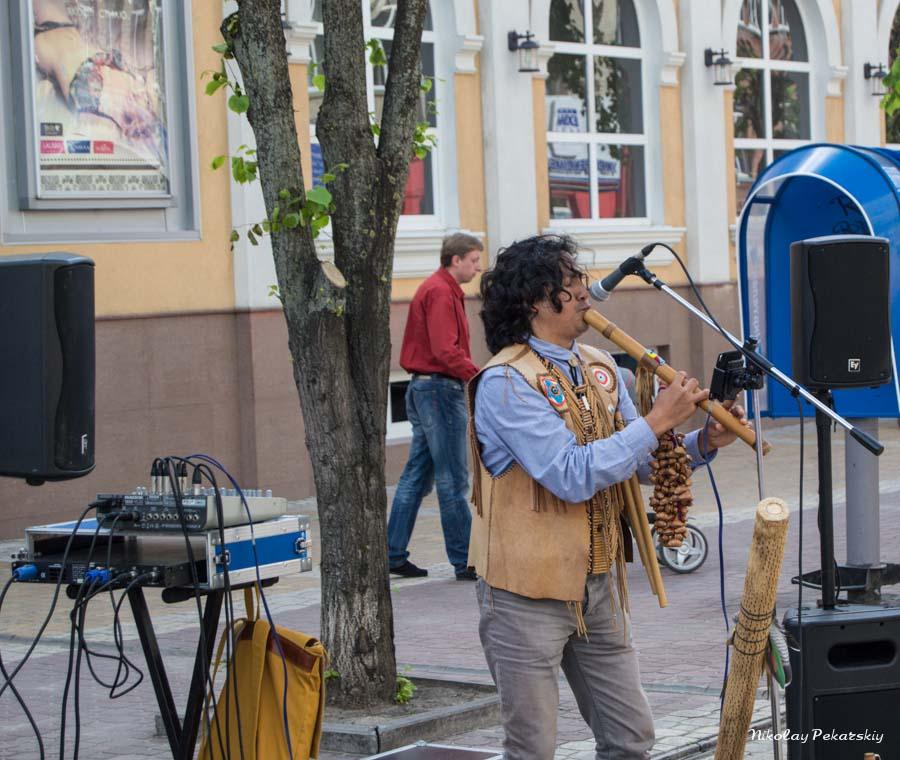 День вуличної музики у Хмельницькому