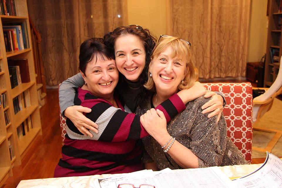 Ilia Feldman (Mira), Stacy, Linda Safron Luks
