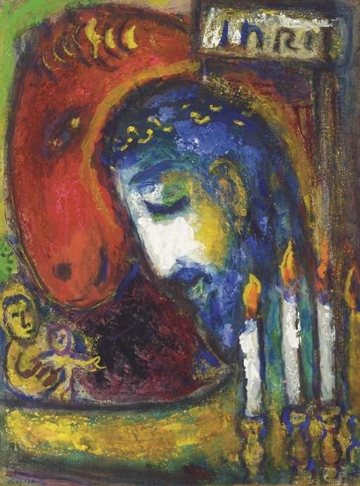 Христос и свечи