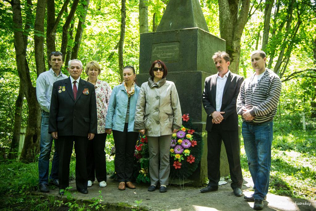9 мая 2014 г. с.Маневцы