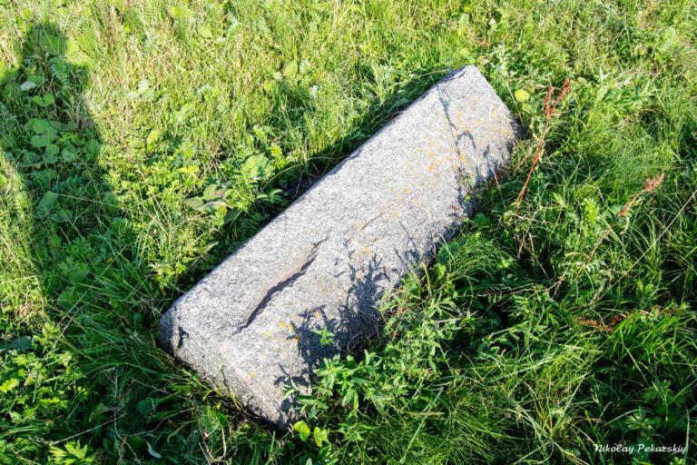 Єврейські поховання в Кульчинах – це історична спадщина села і району