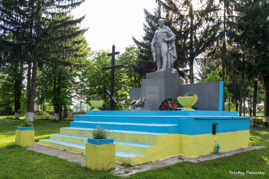 Кузьмин – німецька окупація села та доля місцевих євреїв в 1941-1942 рр.