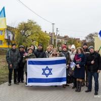 В Хмельницкой области молились за евреев и мир на украинской земле
