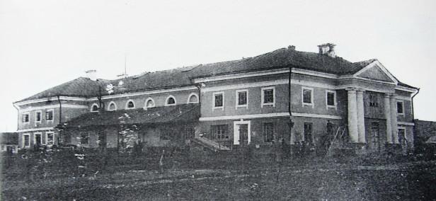 Автор фотографій Павло Жолтовський. 1930 рік.
