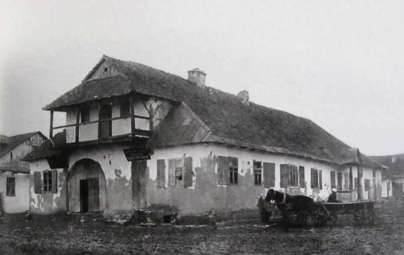 Местечковые дома