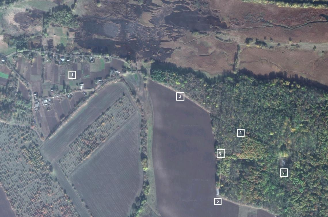 Отчет по реконструкции братских могил в с.Маневцы