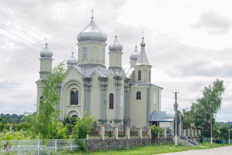Покровська церква (1746) – найстаріша церква у Красилівському районі